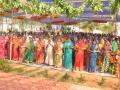 Disciples  Attended in Bheemili Asramam  on 25-Dec-2018.