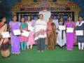 Issue of Merit Certificates by Sathuguru Dr. Umar  Alisha.