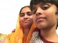 Rudraraju Sravanthi and Rudraraju Shishir