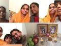Rudraraju Varma, Sravanthi, Rudraraju Shishir, Non-Members Swapna from Hyderabad, Lakshmi from Anantapur