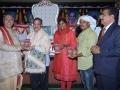 Sathguru Inaugurating SVVVA Peetham English Broucher