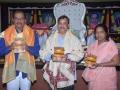 Inaguration of Kalki Bhagavatam C.D