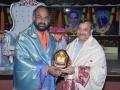 Memnto to Mr Swamy Vijayananda