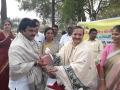 Felicitation to Mr. Korumilli Bala Prasad