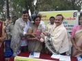 Felicitation  to Smt.Sunkara Pavani Tirumala Kumar