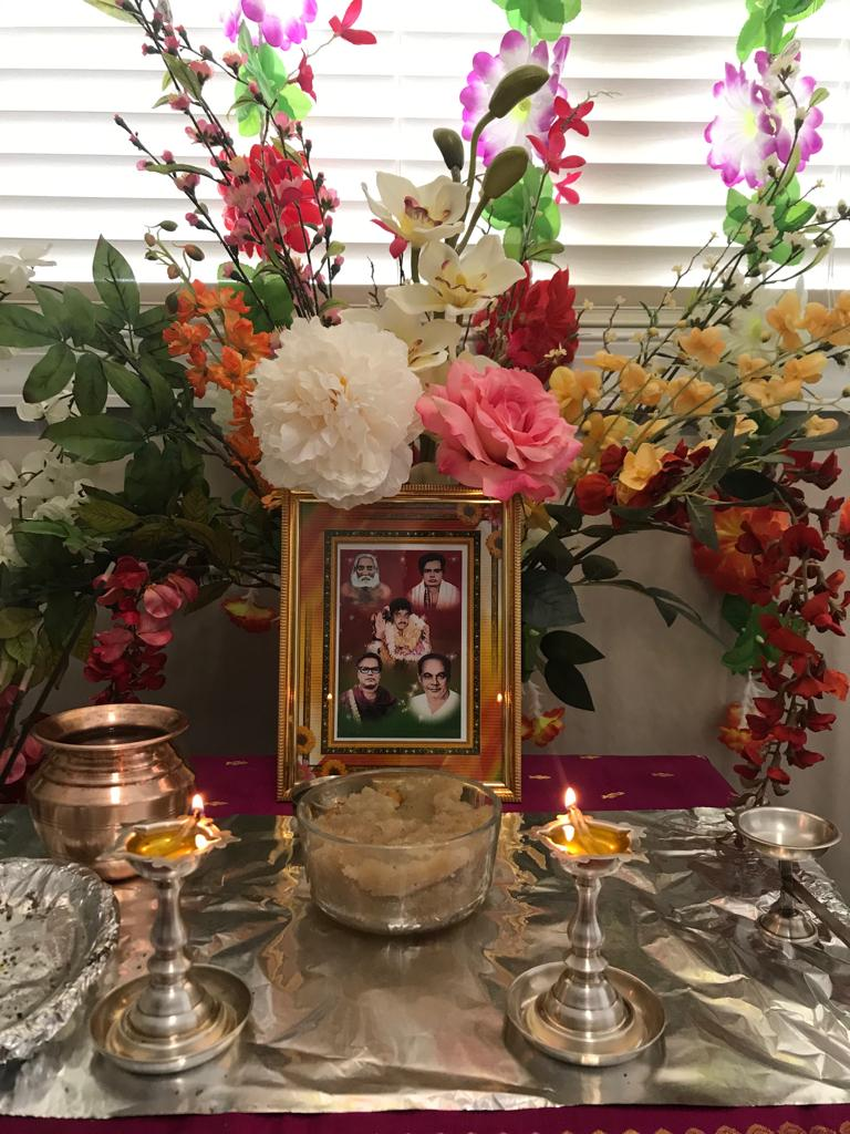 USA – March Monthly Aaradhana conducted in Online at Kuntla Prasad home on 3rd March 2019