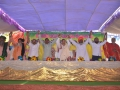 Communal Harmony meet at Tuni Ashram, different religious leaders on the dais