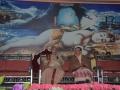 4-3-19 డా.ఉమర్ ఆలీషా సద్గురువర్యులు సోమవారం రాత్రి పశ్చిమ గోదావరి జిల్లా వీరంపాలెం గ్రామంలో శ్రీ బాలా త్రిపుర సుందరి పీఠము సందర్శించి మహాశివరాత్రి పుణ్యకాలం లో స్పటిక లింగాన్ని దర్శించుకొన్న అనంతరం శ్రీ గరిమెళ్ళ వెంకట రమణశాస్త్రి  సిద్ధాంతి గారు, పీఠాధిపతి డా.ఉమర్ ఆలీషా స్వామి ప్రసంగించారు.