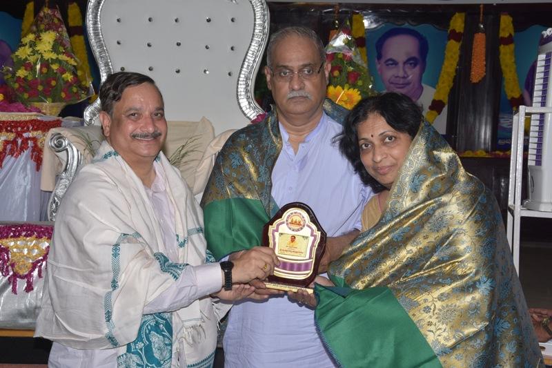 Memento to Mr&Ms J.R.K Sastri Saradha