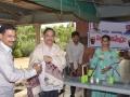 Inaguration of Butter Milk Kiosk by Sathguru Dr. Umar Alisha