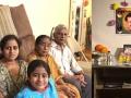 USA January Online Monthly Aaradhana on 5th Jan 2019 at Tammisetti Satya Valli Srinivas's house - Tammisetti Venkateswarlu, Tammisetti Vijayalakshmi, Tammisetti Satya Valli Srinivas, Padmavathi, Anvitha, Anshika