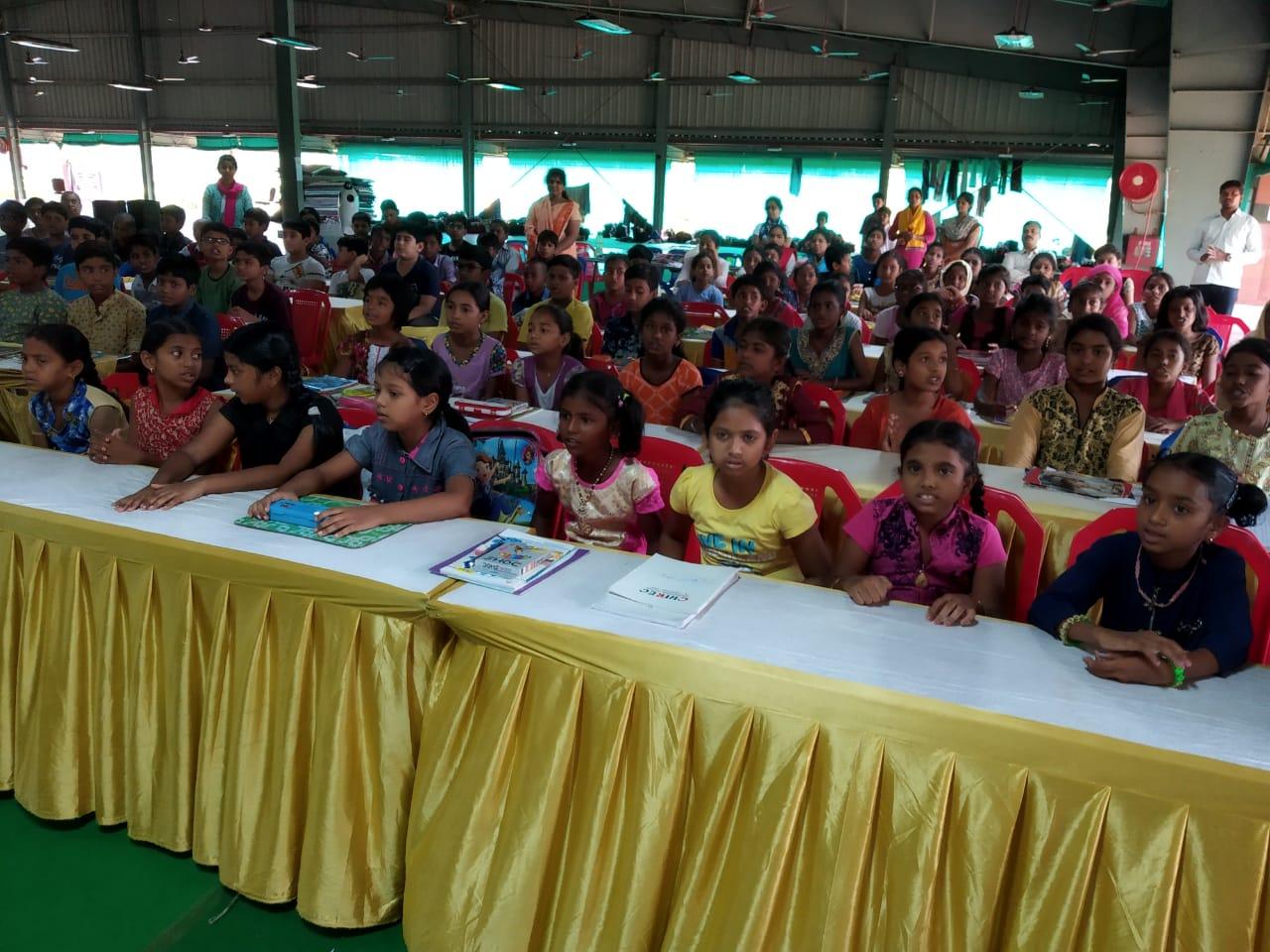 Kids in 2019 BalaVikas  program
