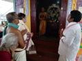 2 జూన్ 2019 న సద్గురు శ్రీ డాక్టర్ ఉమర్ అలీషా గారు శ్రీ విద్య సరస్వతి దేవి టెంపుల్ ఐదవ వార్షికోత్సవ కార్యక్రమములో ముఖ్యఅతిథిగా పాల్గొన్నారు