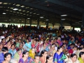 Disciples attended in Guru Pournami sabha