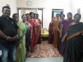 ది.19 సెప్టెంబర్ 2019 గురువారం స్వామి ఆరాధనా కార్యక్రమం హైదరాబాద్ లో శ్రీ యెన్.ప్రభావతి గారి స్వగృహంలో నిర్వహించబడినది