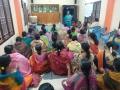 ప్రసంగిస్తున్న శ్రీమతి పేరూరు కోమలి గారు