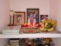 ది. 27 అక్టోబర్ 2019 ఆదివారం ఉదయం సీతమ్మధార, విశాఖపట్నం లోవీక్లీ ఆరాధనా కార్యక్రమం శ్రీమతి రుద్రరాజు స్రవంతి గారిధర్మా రెసిడెన్సీ స్వగృహము లో నిర్వహించబడినది