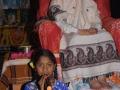 తాత్విక బాల వికాస్ ద్వారా శిక్షణ పొందిన విద్యార్థిని చిరంజీవి మద్దాల దుర్గ ప్రసంగించినది