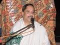 పీఠాధిపతి డాక్టర్ ఉమర్ అలీషా స్వామి వారు ప్రసంగించినారు