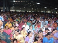 Disciples attended in New Year sabha 2020