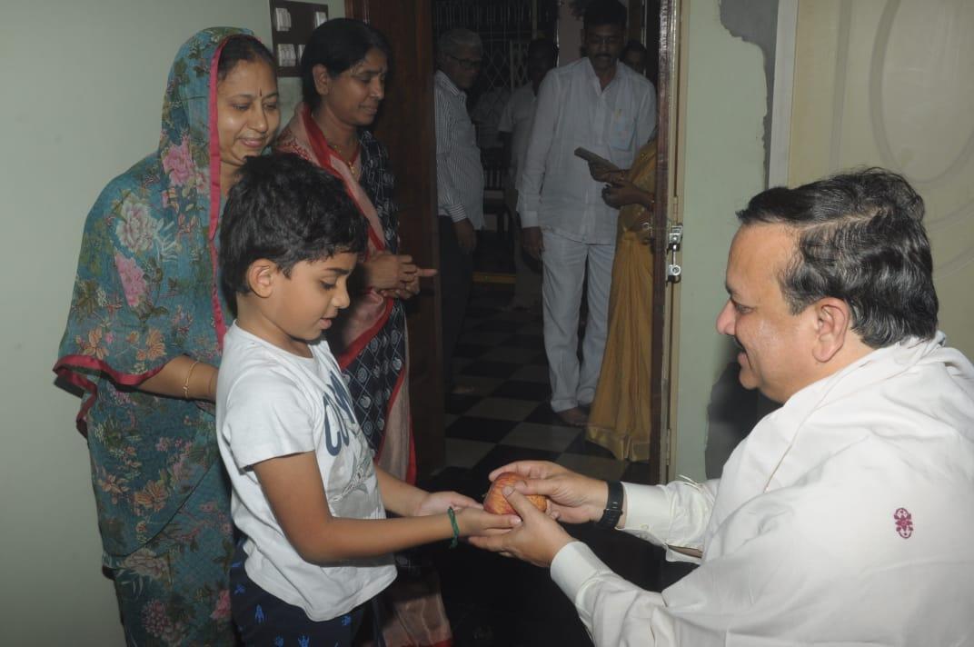 05-DrUmarAlisha-Aaradhana-VegesnaVijayaRamaraju-Bhimavaram-WG-AP-04012020