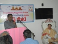 Speech by Mr,Fransis Rtd.Joint director I&P.R.O.