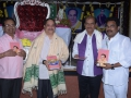 Inaguration of Nevedika book by Sathguru Dr.Umar Alisha