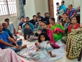 India-Bangalore-Monthly Aaradhana at Mr. P.Naga Ajay's house on 01-March-2020