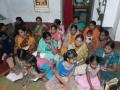 India-Seethanagaram-Weekly Aaradhana at Mrs. Choutupalli Chandravathi's house on 05-March-2020