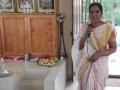 India-Kakinada-Aaradhana conducted at Ashram on 15th March 2020
