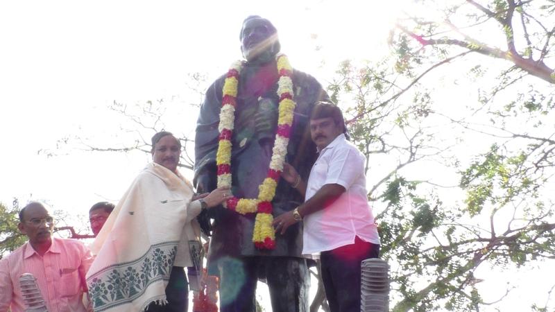 Umar Alisha Swamy and Korumilli Bala Prasad