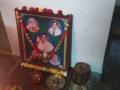 వీక్లీ ఆరాధన కార్యక్రమాలు పాకలపటి సరస్వతి గారీ ఇంటిలో విజయనగరం శాఖ