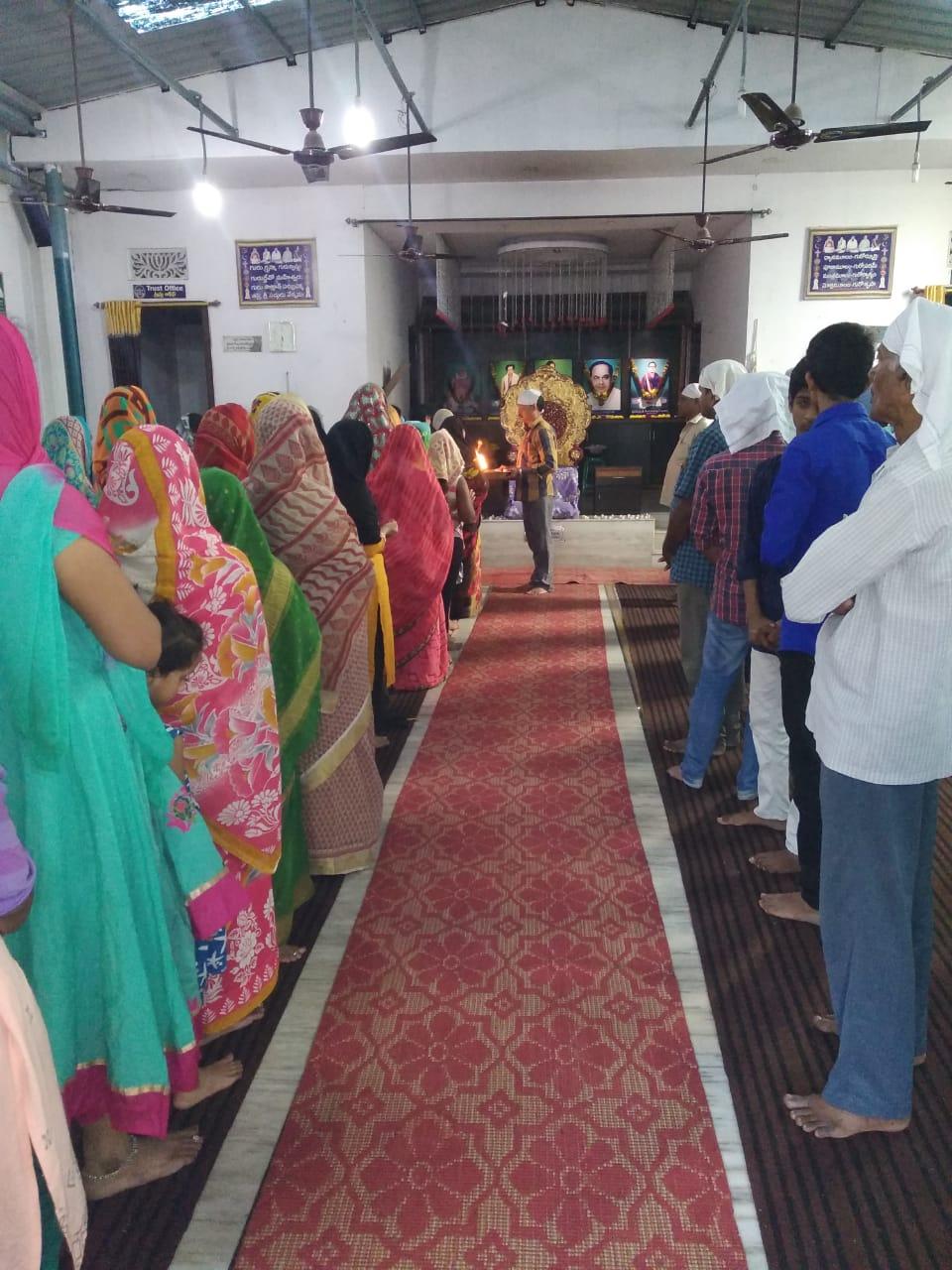 04-WeeklyAaradhana-AshramSubhashnagar-Hyderabad-15092019