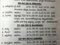 Vysakhamasam Tour Details - Page1