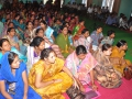 Members attended on 21 Jul 2015, 8th day of Godavari Pushkaralu at Rajahmundry Ashram