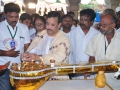 Sathguru Dr.Umar Alisha at Saraswathi ghat, Rajahmundry on 12th day of Godavari Pushkaralu
