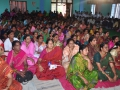 Devotees attended at Rajahmundry Ashram on 12th day of Godavari Pushkaralu