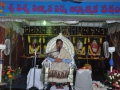 Sathguru Dr.Umar Alisha  at Rajahmundry Ashram on 12th day of Godavari Pushkaralu