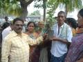 Plant donation - - Guru Pournima Sabha - Pithapuram New Ashram 31-Jul-2015