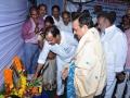 Sri. Thota Narsimham. M.P. ( Kakinda) lighting the candle at the event of unveiling statue of Kavisekhara Dr.Umar Alisha ( 6th head of peetham)