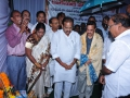 Guests attended on the occassion of unveiling statue of Kavisekhara  Dr.Umar Alisha  at Boats Club, Kakinada
