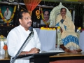 Sri. Thota Narasimham ( M.P., Kakianda)  delivereing his speech