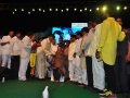 Felicitation by AP CM in Kakinada Beach Festival 2016