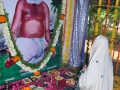 Sathguru Dr.Umar Alisha taking praying Sri Mohiyuddin Basha