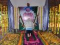 Sathguru Dr.Umar Alisha taking praying Sri Mohiyuddin Basha