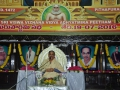 Sathguru Dr.Umar Alsha delivers speech on the occasion of GuruPournami