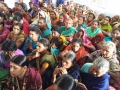 Disciple attended in Karthika Masam Tour - Viravada, East Godavari District, AP