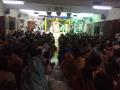 Disciples in  Karthika Masam Tour - Athili, Wesst Godavari District, AP