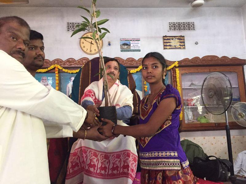 Sathguru Dr.Umar Alisha in Karthika Masam Tour - Uradallapalem , Wesst Godavari District, AP