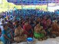 Disciple attended in Karthika Masam Tour - Vissakoderu, West Godavari District, AP